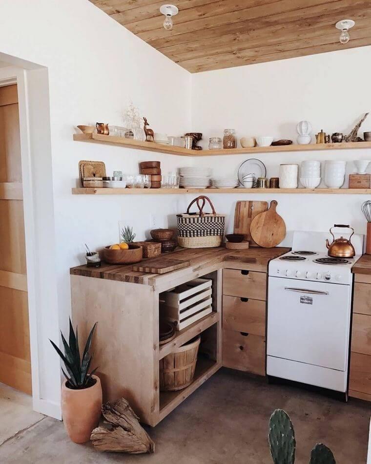 Bohemian Style Kitchens 10