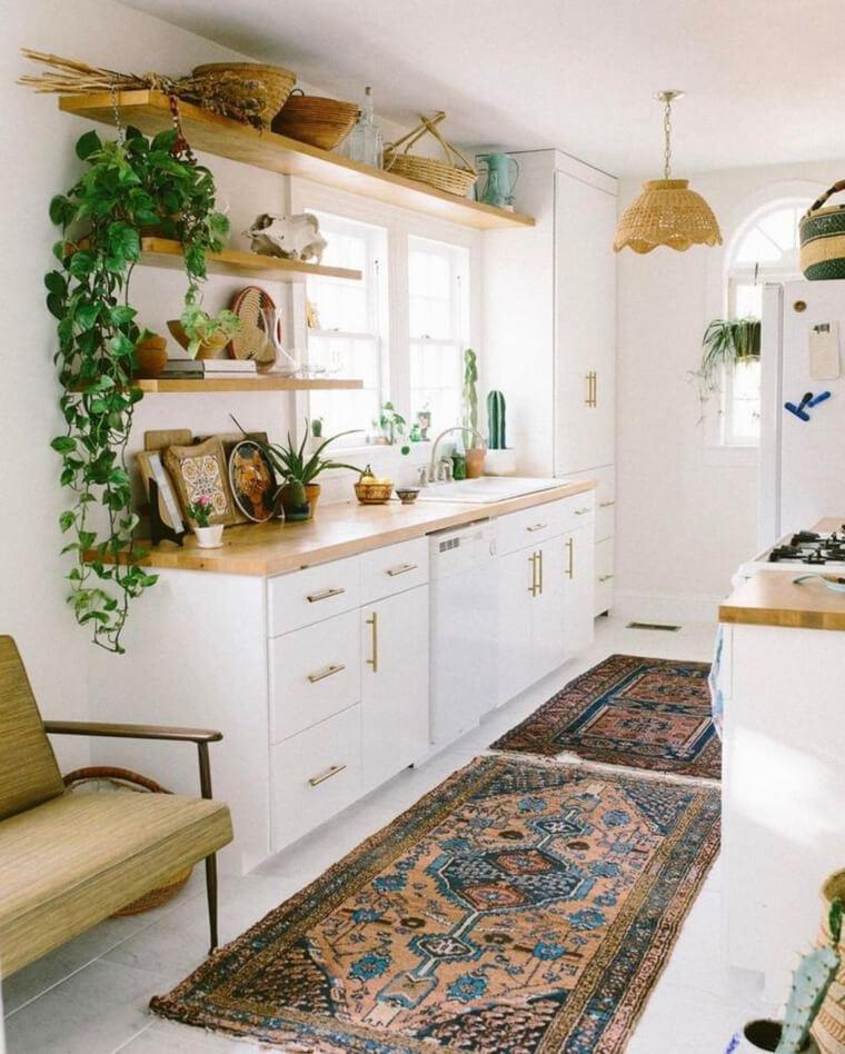 Bohemian Style Kitchens 3