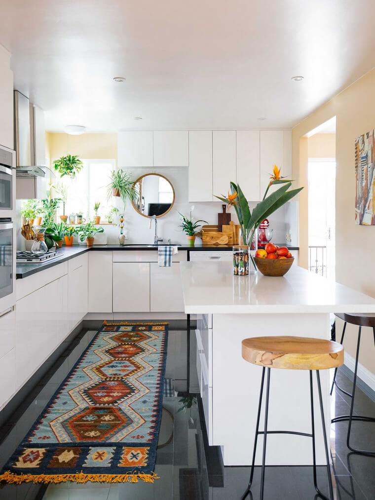 Bohemian Style Kitchens 4