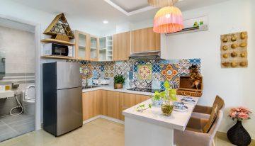 Prepossessing Design Ideas for Boho Style Kitchens