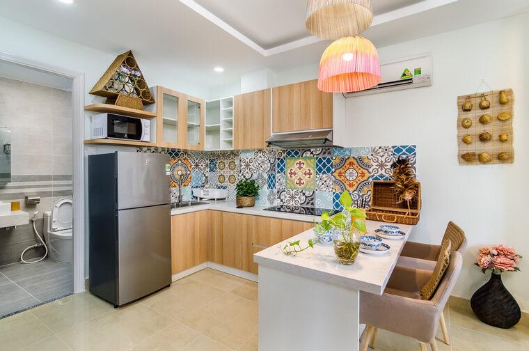 Bohemian Style Kitchens 6