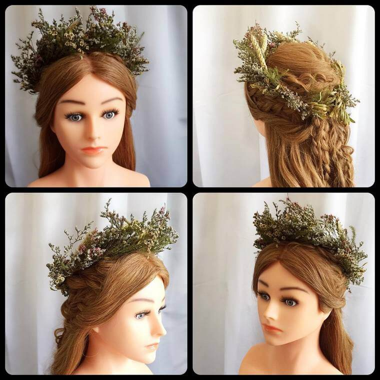 Cute Boho Style Girls Hair Styles For Any Kind of Hairs (1)
