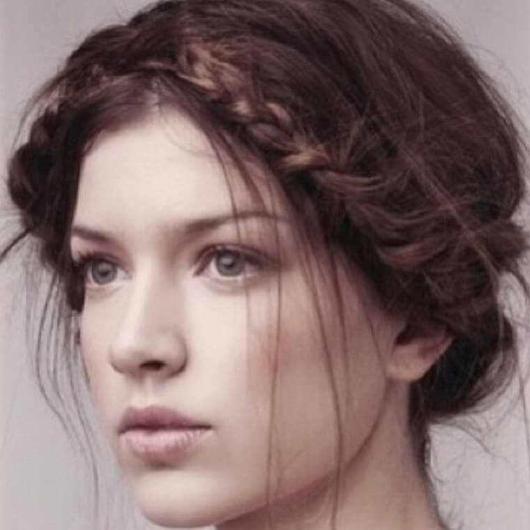 Cute Boho Style Girls Hair Styles For Any Kind of Hairs (2)
