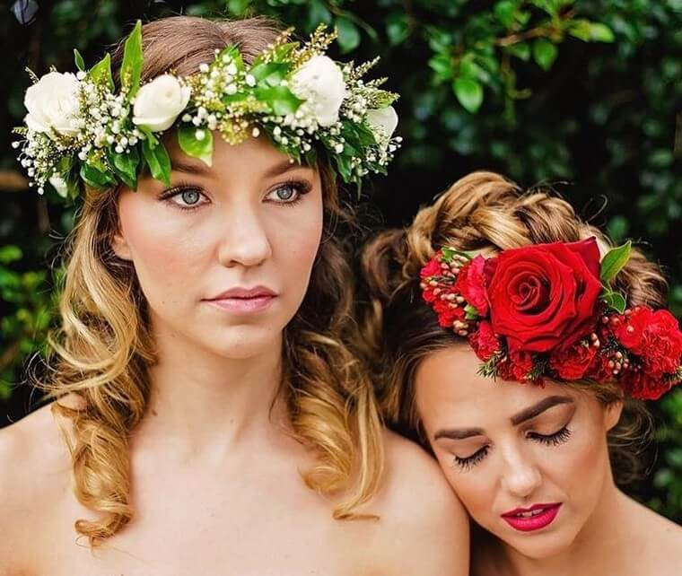 Cute Boho Style Girls Hair Styles For Any Kind of Hairs (23)