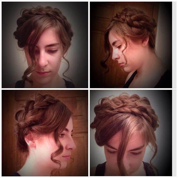 Cute Boho Style Girls Hair Styles For Any Kind of Hairs (24)