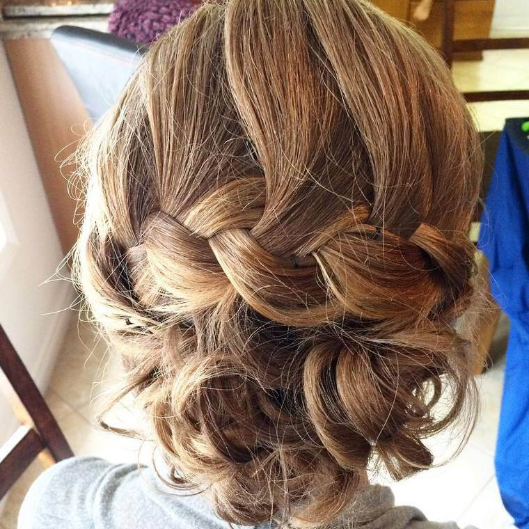 Cute Boho Style Girls Hair Styles For Any Kind of Hairs (28)