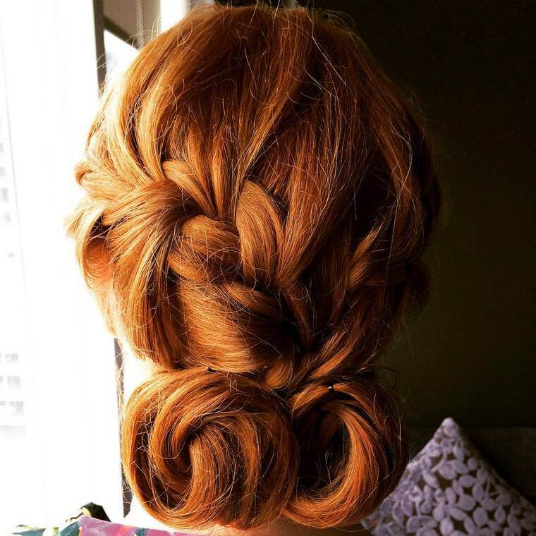 Cute Boho Style Girls Hair Styles For Any Kind of Hairs (29)