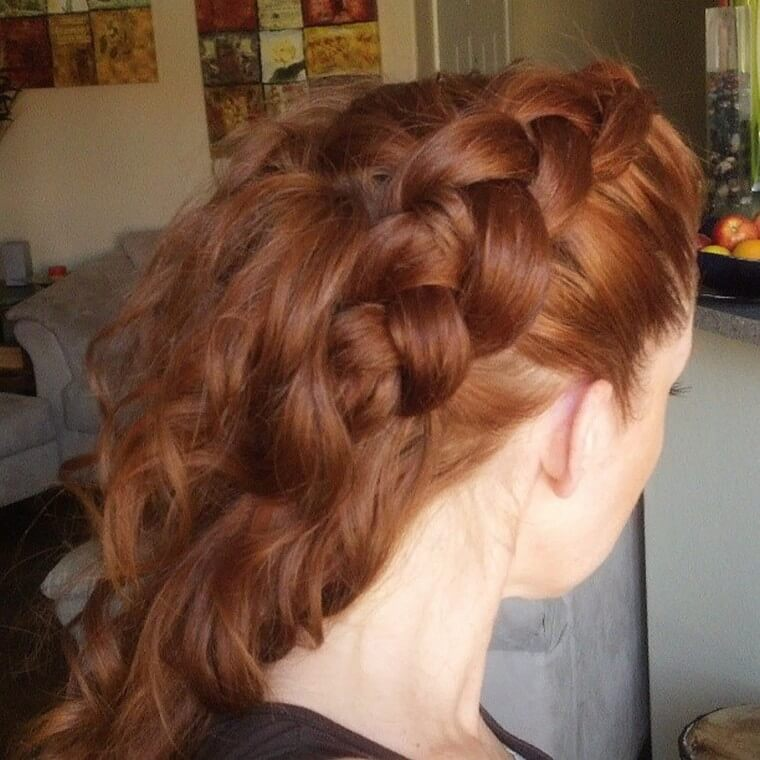 Cute Boho Style Girls Hair Styles For Any Kind of Hairs (3)
