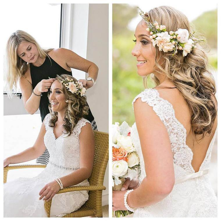 Cute Boho Style Girls Hair Styles For Any Kind of Hairs (31)
