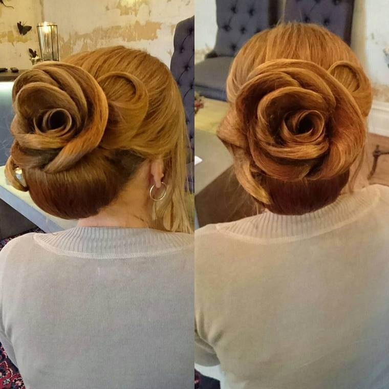 Cute Boho Style Girls Hair Styles For Any Kind of Hairs (32)