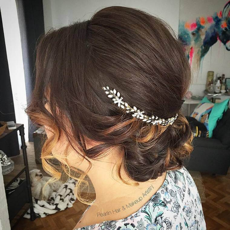 Cute Boho Style Girls Hair Styles For Any Kind of Hairs (34)
