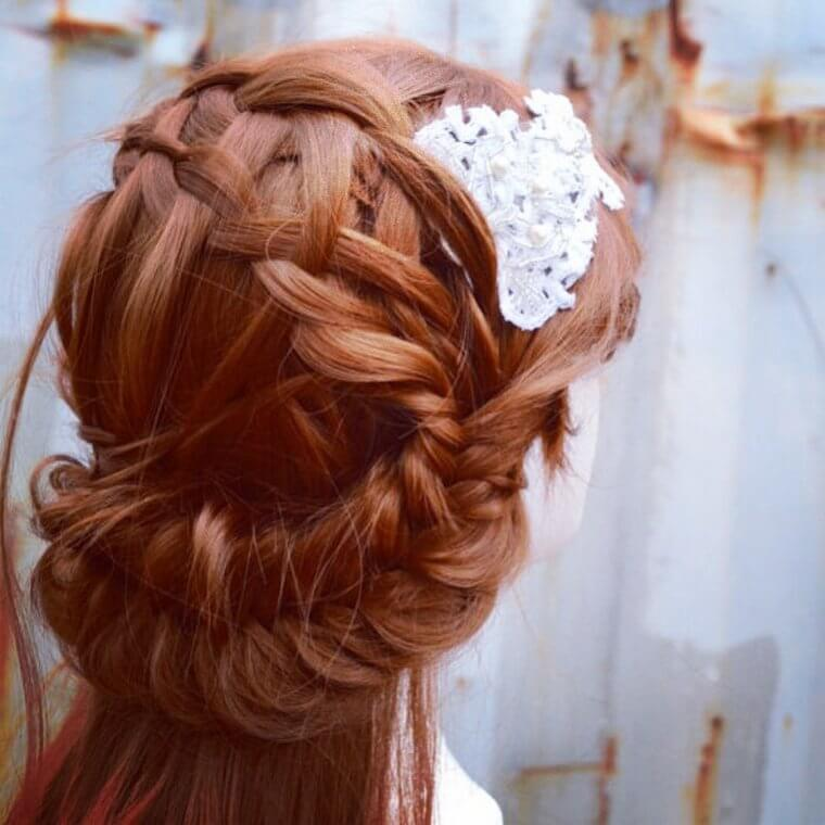 Cute Boho Style Girls Hair Styles For Any Kind of Hairs (36)