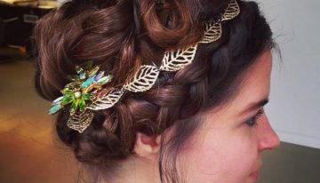 Cute Bohemian Style Girls Hair Styles For Any Kind of Hairs