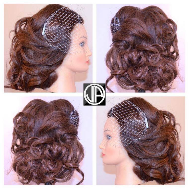 Cute Boho Style Girls Hair Styles For Any Kind of Hairs (38)