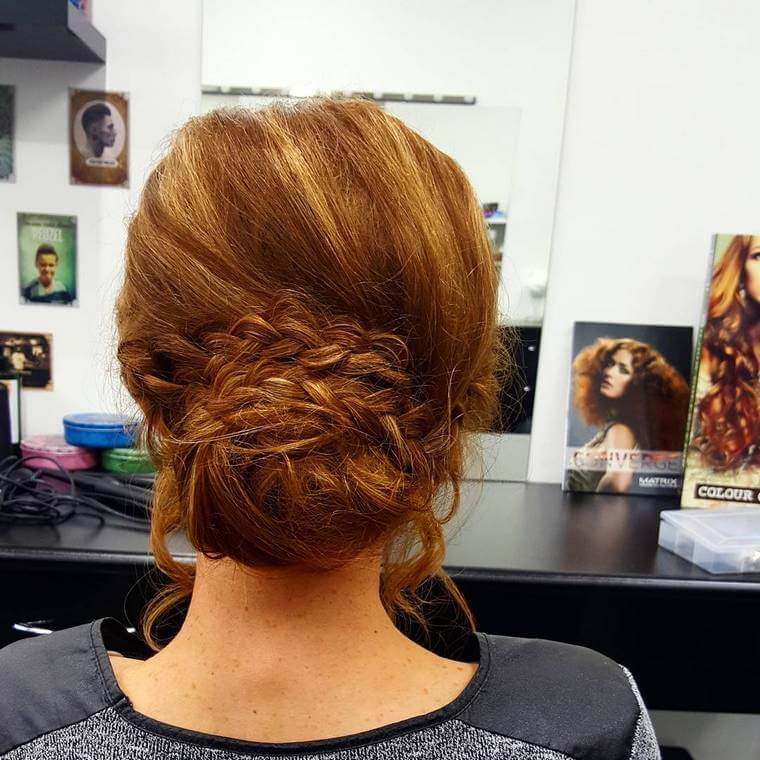 Cute Boho Style Girls Hair Styles For Any Kind of Hairs (51)
