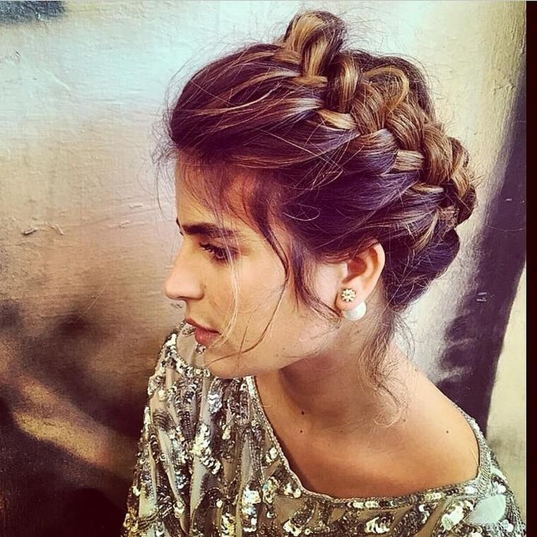 Cute Boho Style Girls Hair Styles For Any Kind of Hairs (8)