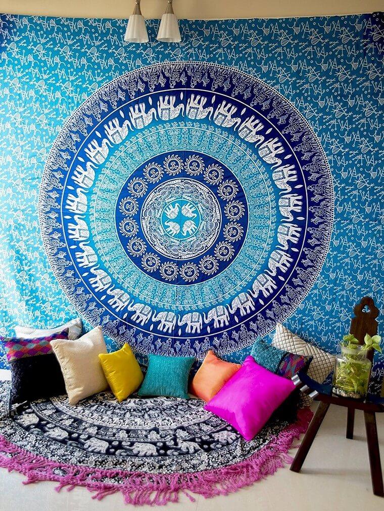 bohemian wall art 6 - 1