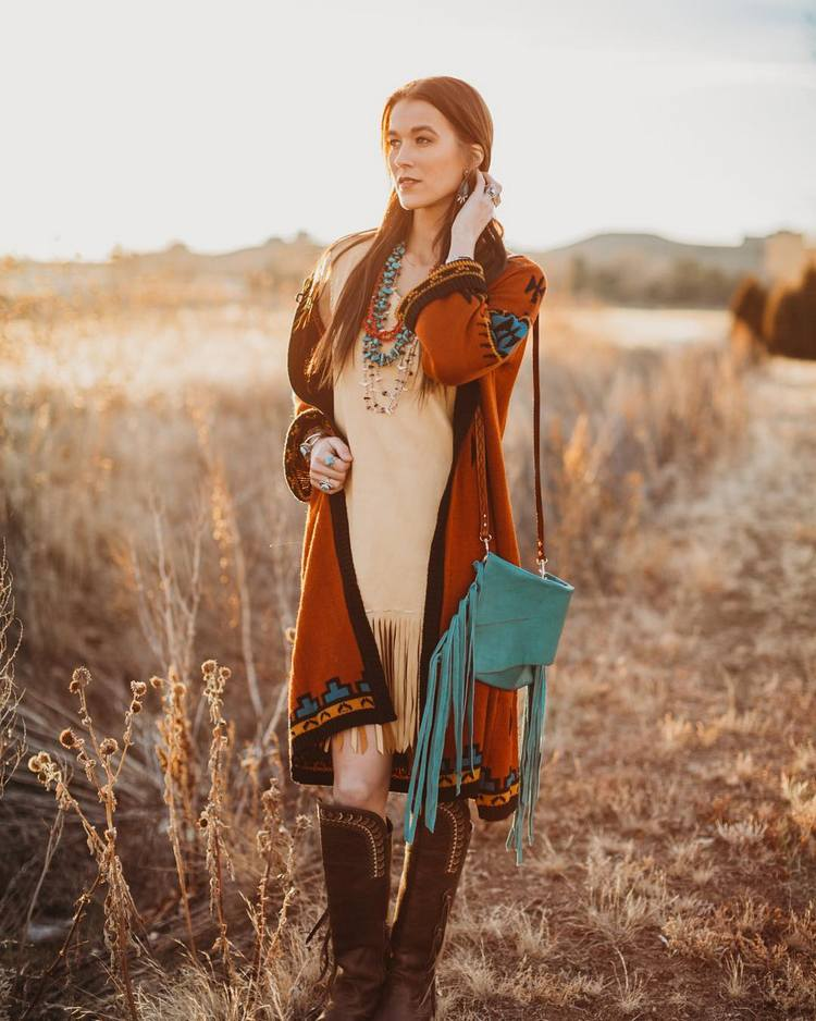 60 Design Ideas For Boho Style Clothing Boho Chic Style Guide Latest Ideas For Bohemian Styles