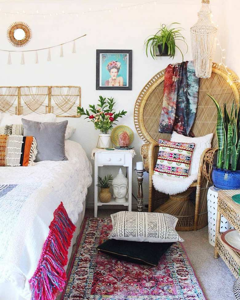 boho style decor ideas 23
