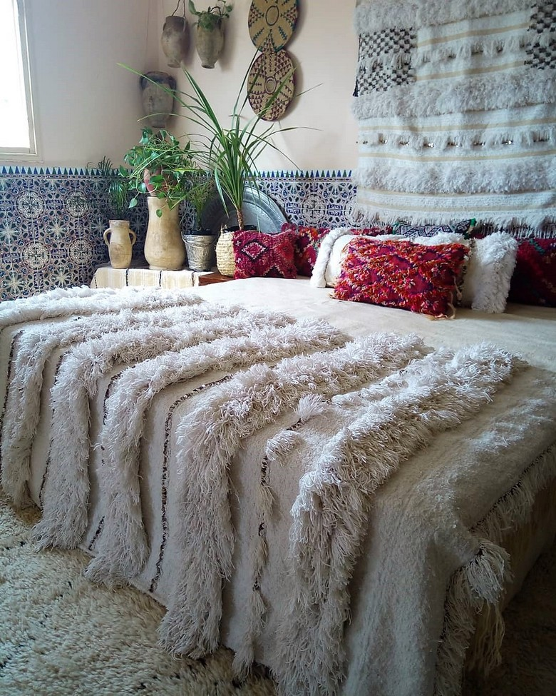 boho style decor ideas 24