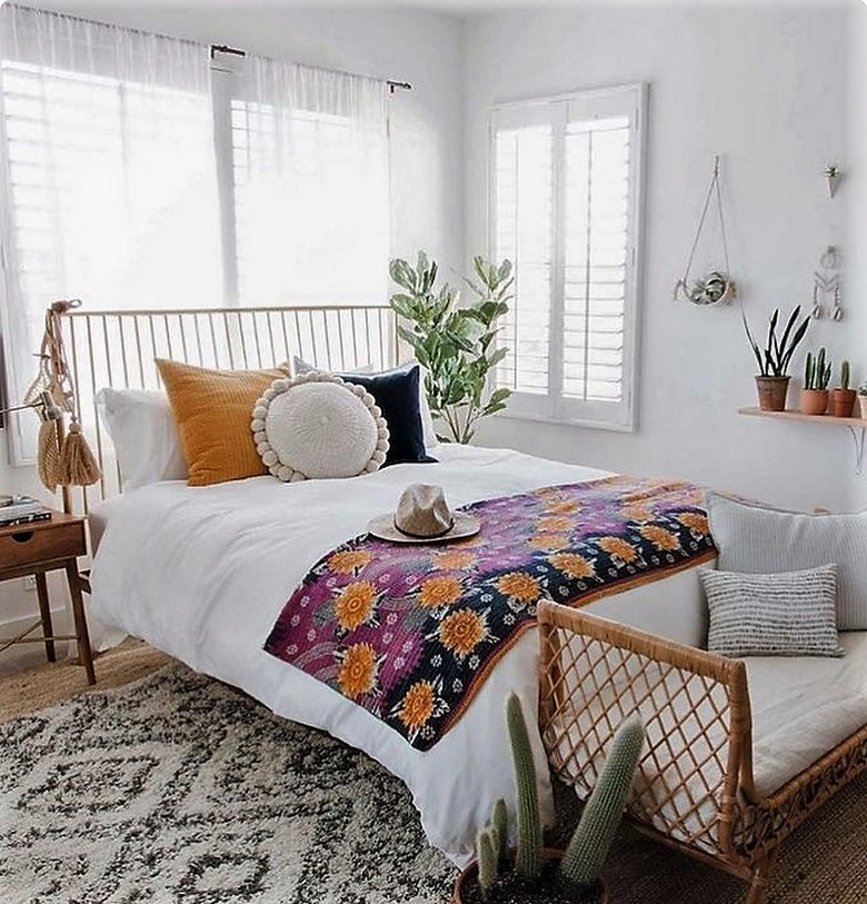 boho style decor ideas 35