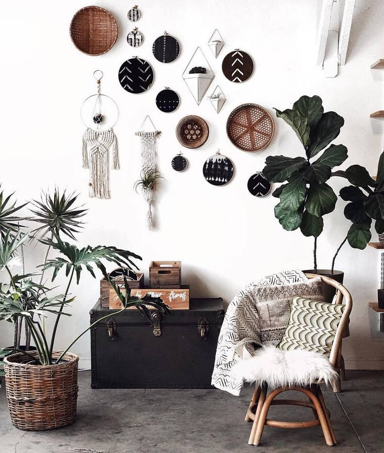 boho style decor ideas 4