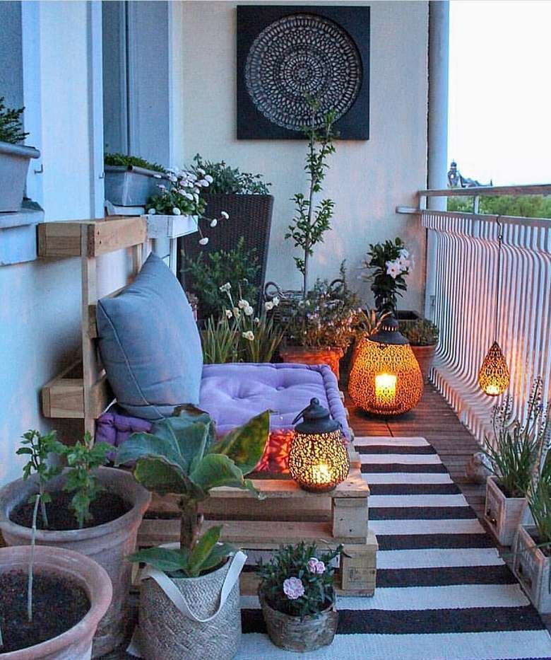 boho style decor ideas 40