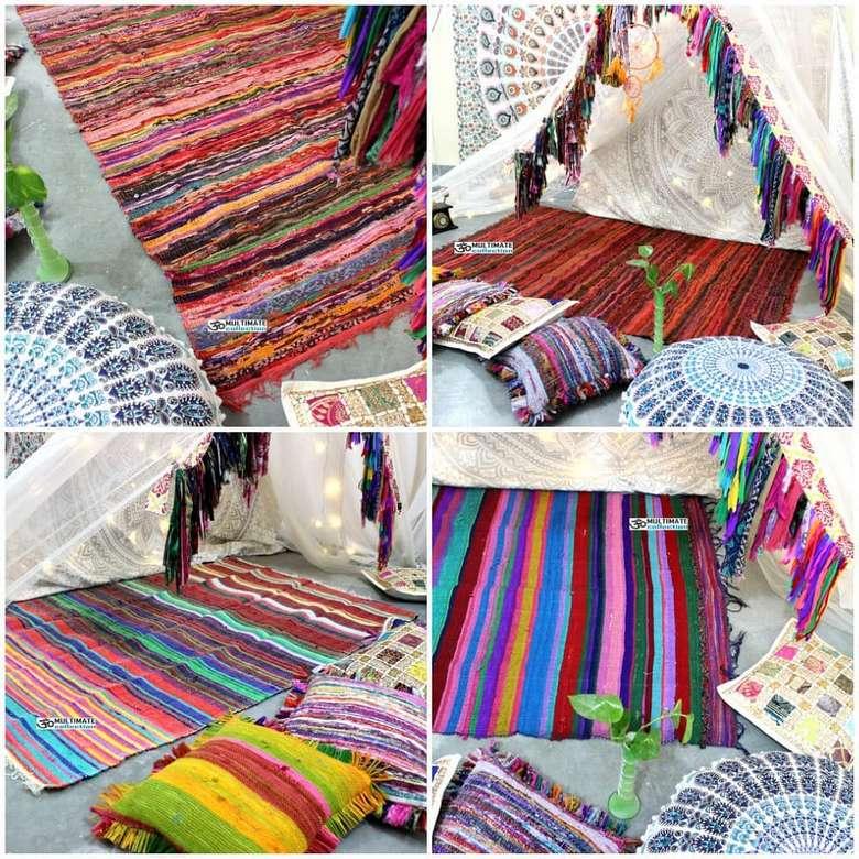 boho style decor ideas 46