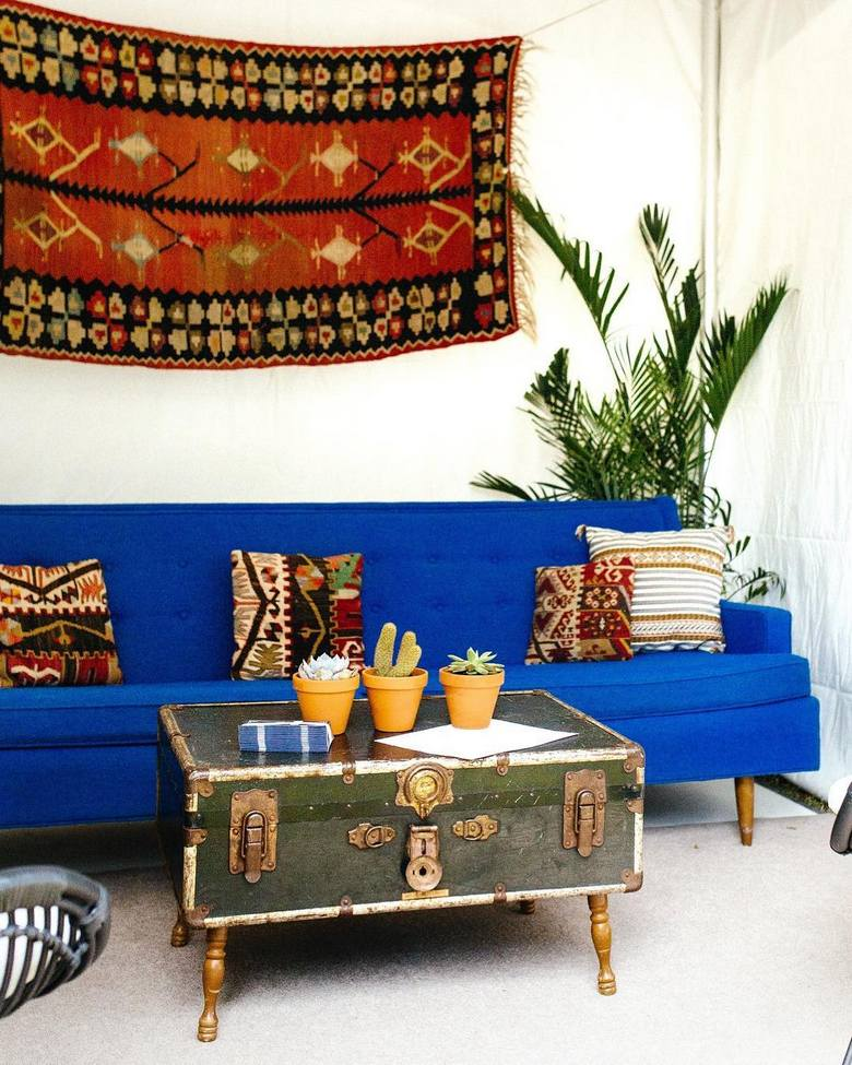 boho style decor ideas 58