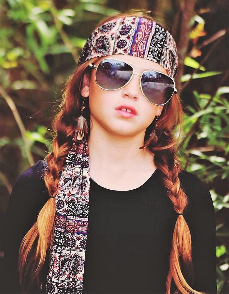 boho style headbands 48