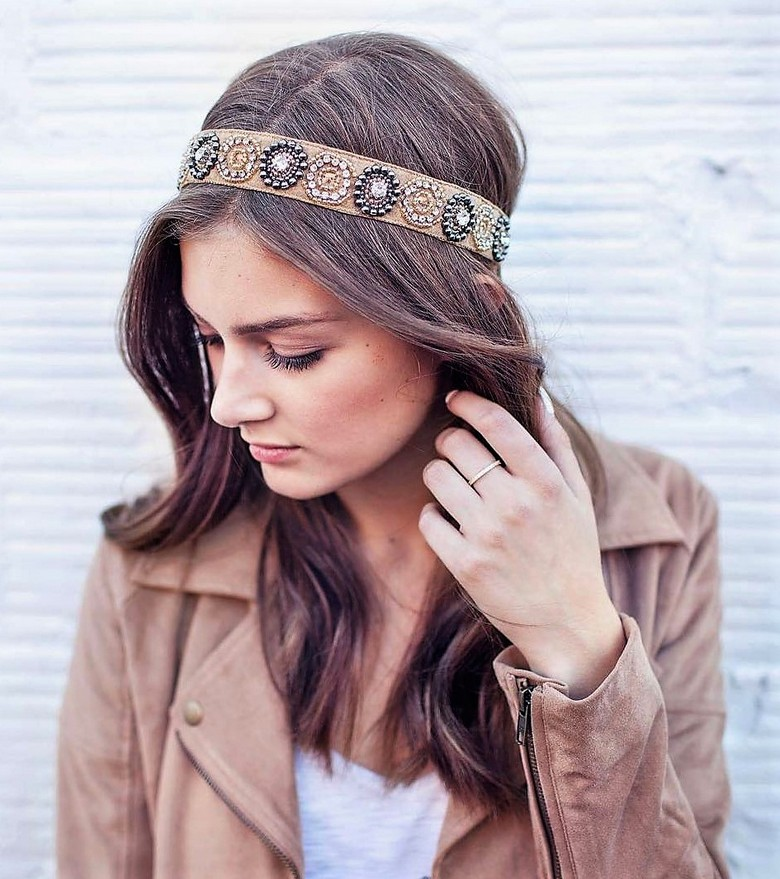 boho style headbands 62