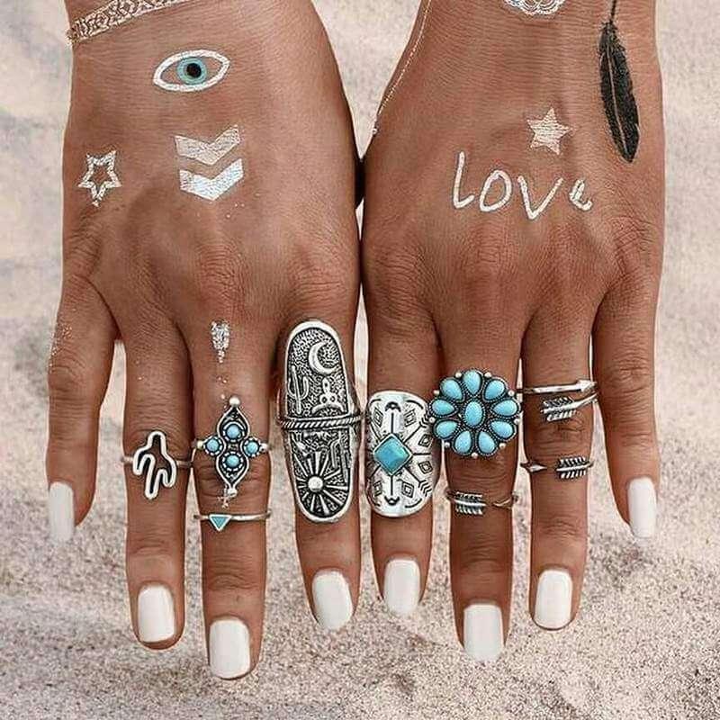 boho style jewelry designs (33)