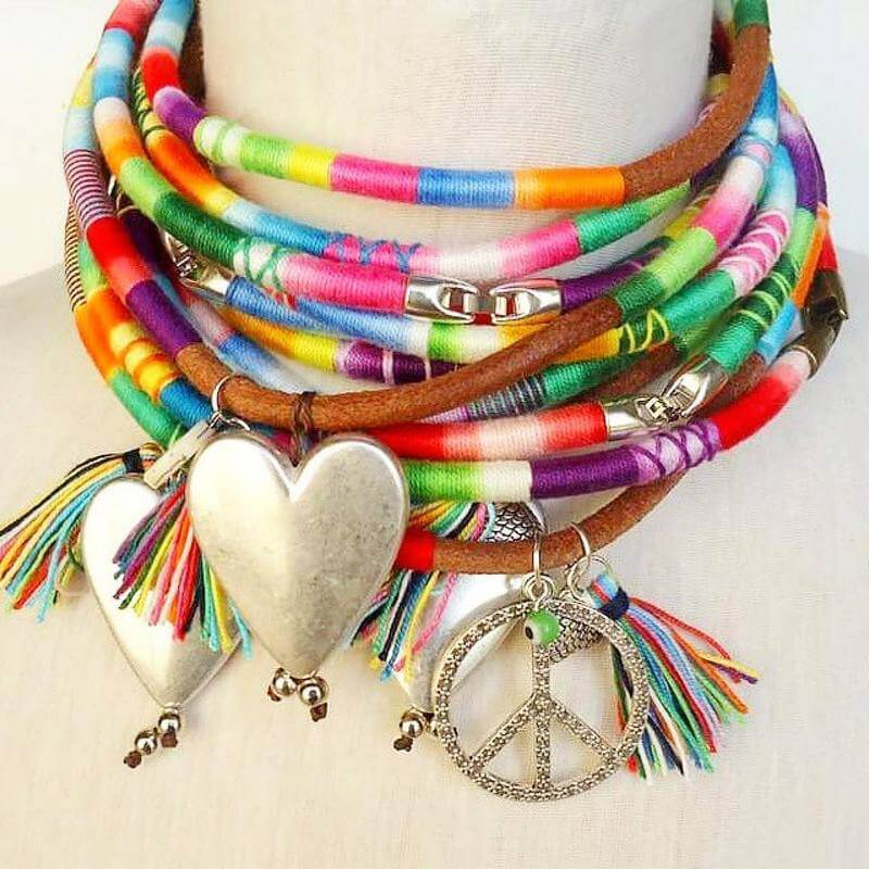 Explore the beauty of boho style jewelry designs boho chic style guide latest ideas for Design and style fashion jewelry