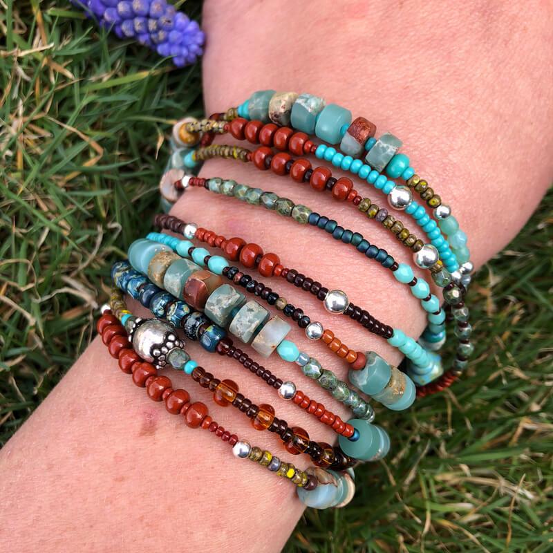 boho style jewelry designs (41)