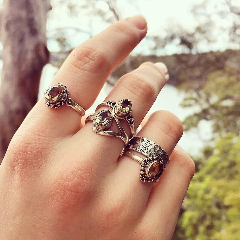 boho style jewelry designs (52)