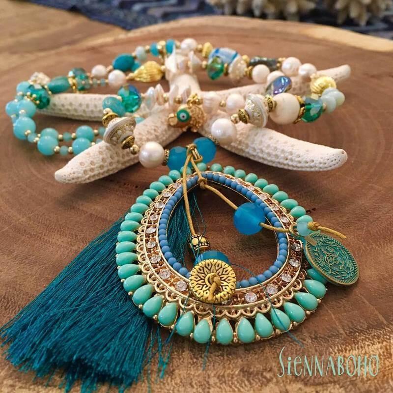 boho style jewelry designs (58)