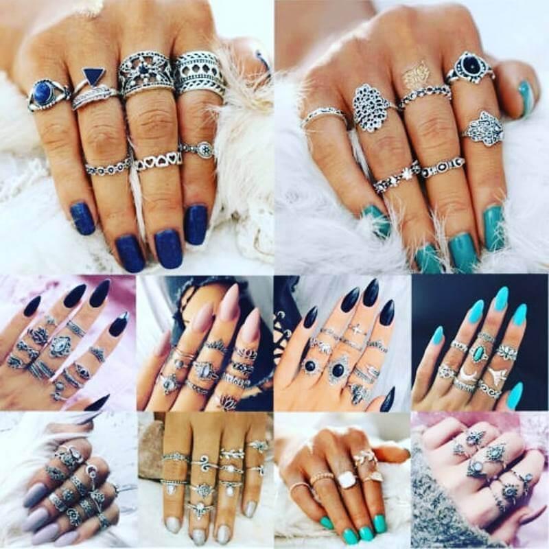 boho style jewelry designs (59)