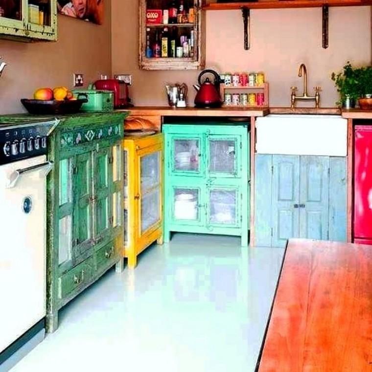 boho style kitchen 17 (1)