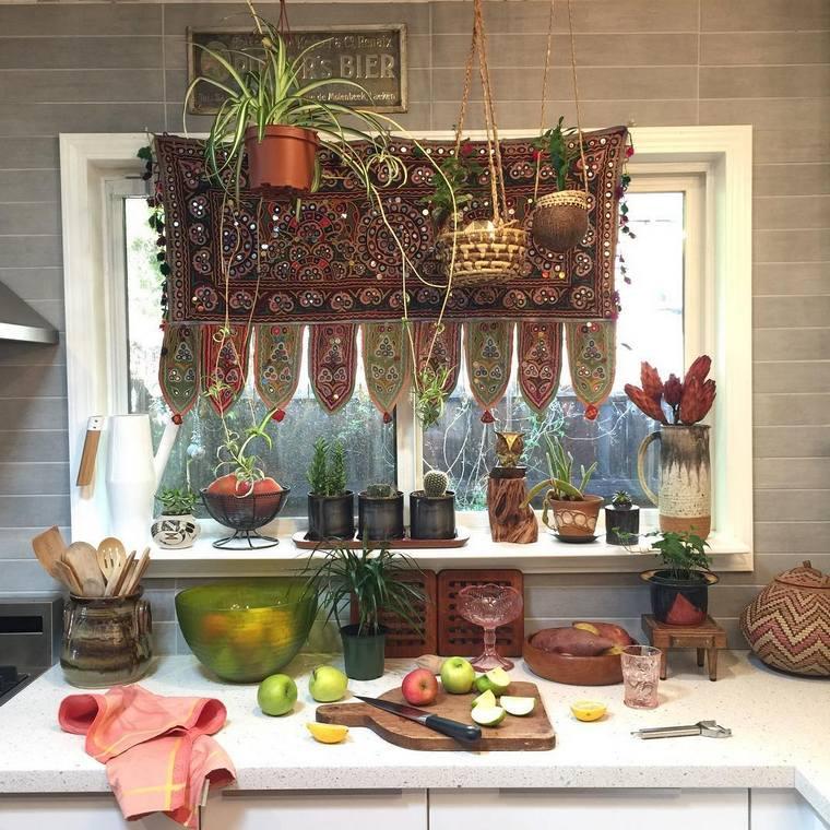 boho style kitchen 17 (12)