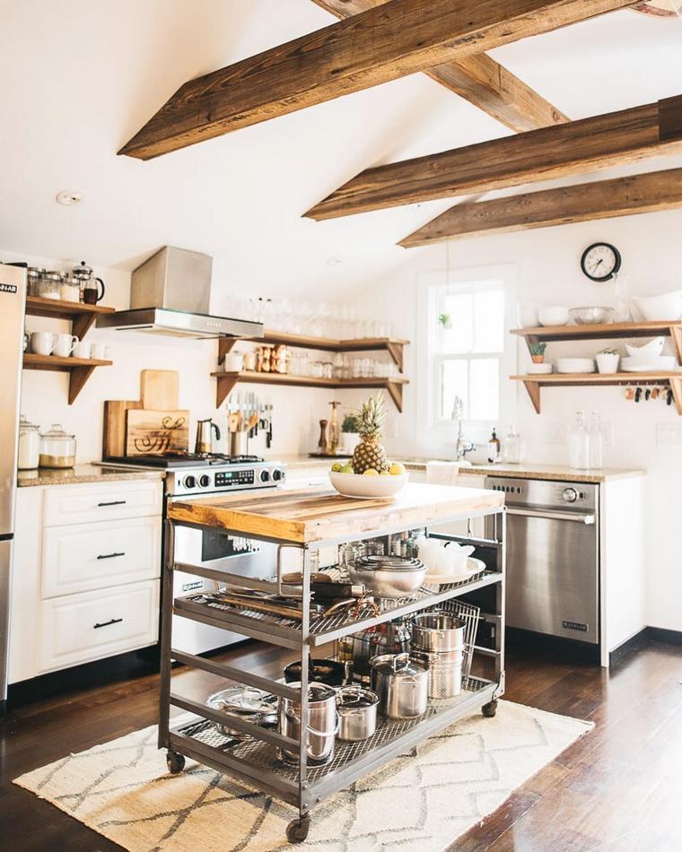 boho style kitchen 17 (19)