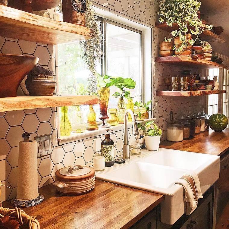 boho style kitchen 17 (29)