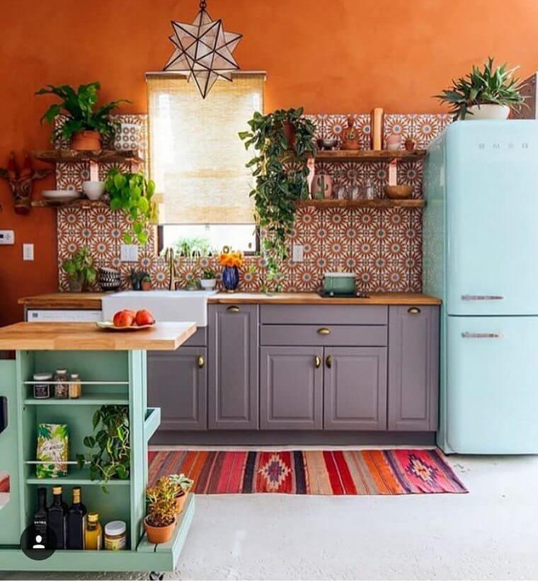 boho style kitchen 17 (30)