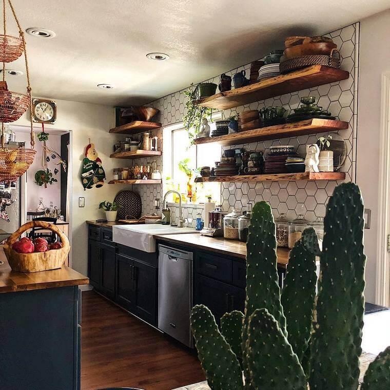 boho style kitchen 17 (33)