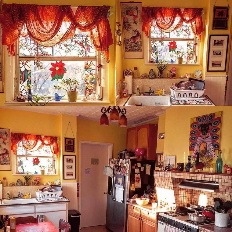 boho style kitchen 17 (34)