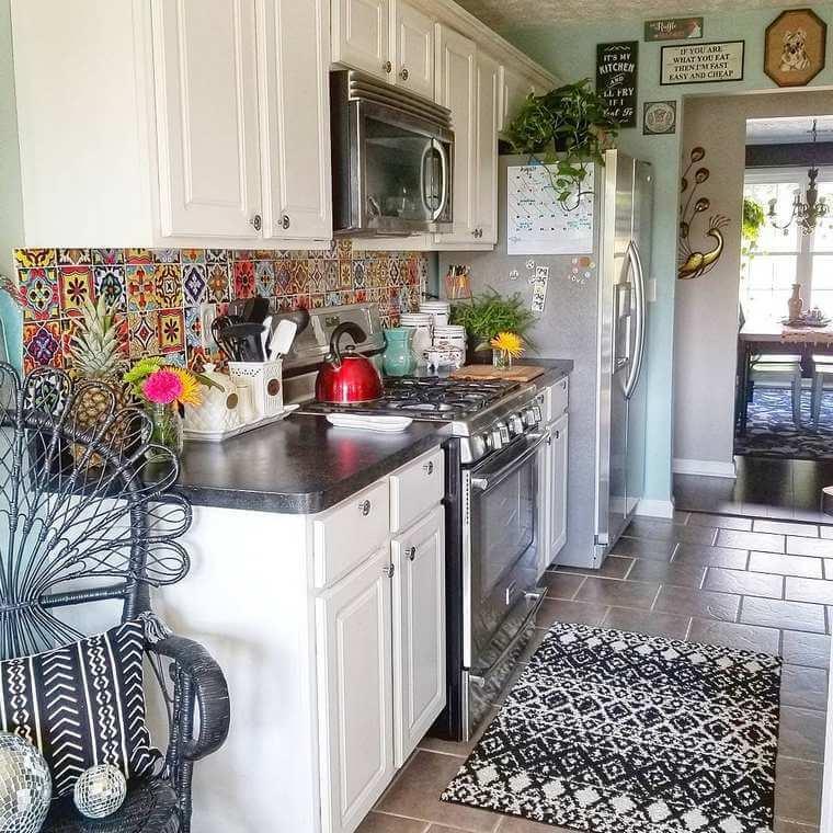 boho style kitchen 17 (35)
