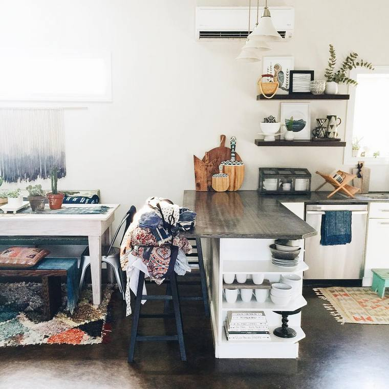 boho style kitchen 17 (9)