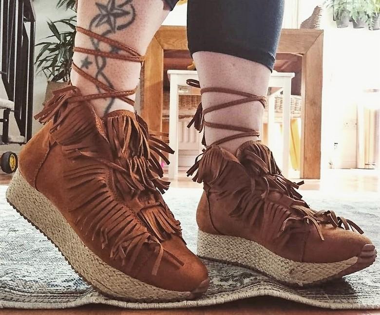 boho style shoes 10