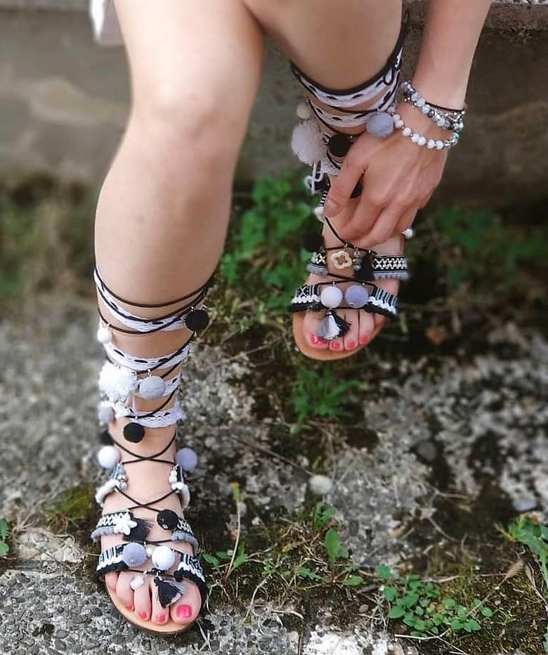 boho style shoes 11