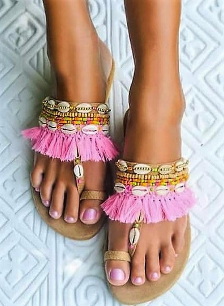 boho style shoes 12