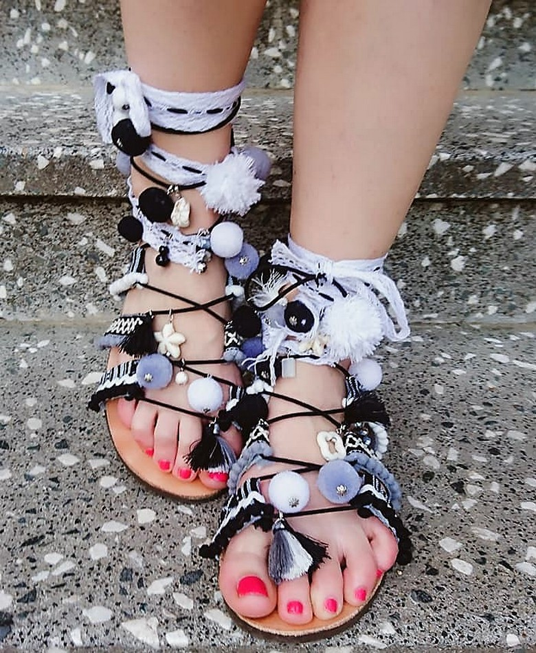 boho style shoes 13